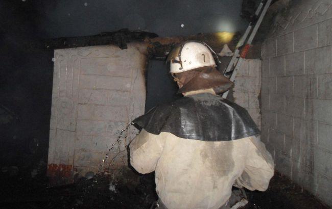Фото: в результате пожара в частном жилом доме погибли 2 человека