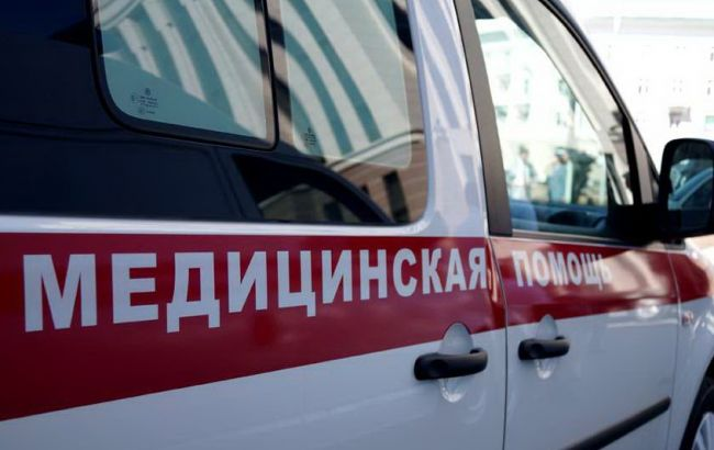 Фото: постраждалих доставили в лікарню Домодєдово