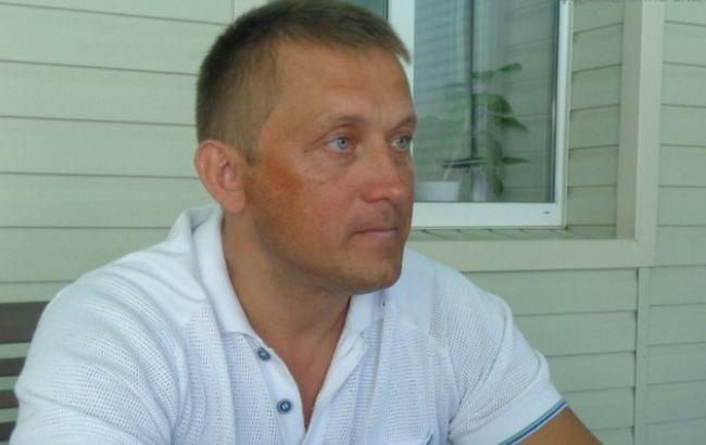 Фото: задержанный чиновник ГФС Роман Подгородинский