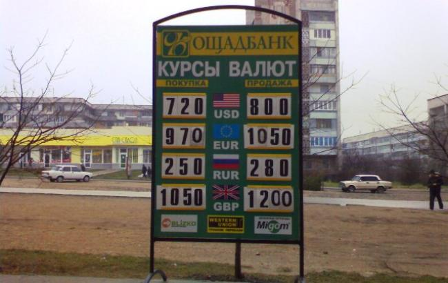 Готівковий курс долара у продажу підвищився до 28,30 гривень