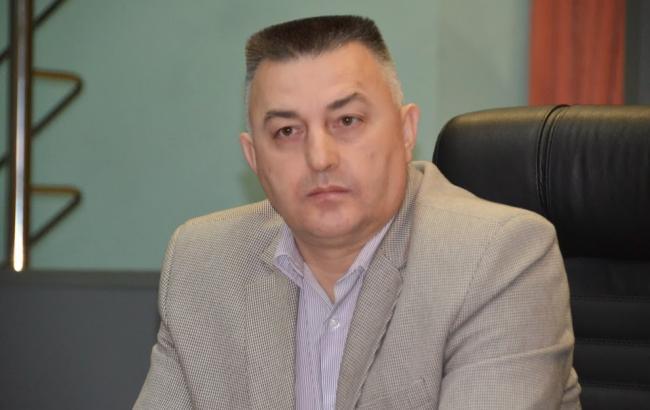 Фото: начальник отдела коммуникации УМВД Украины в Полтавской области Юрий Сулаев