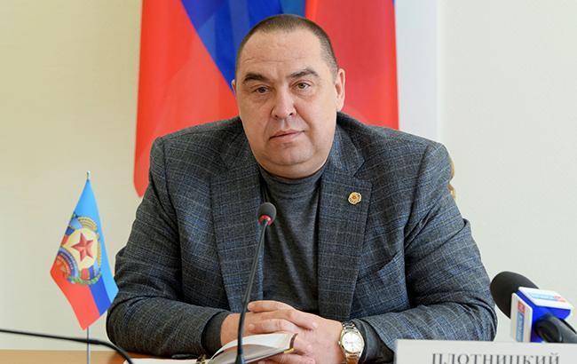 """Переворот в Луганске: в МВД заявили, что Плотницкий почти потерял """"власть"""""""