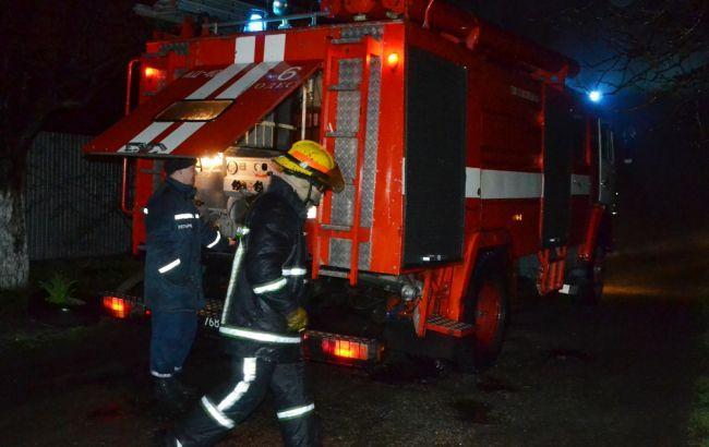 В Одесской области на пожаре в жилом доме погиб мужчина