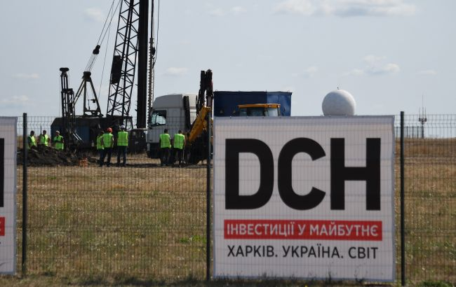 Компанія Ярославського розпочала будівництво нового аеровокзального комплексу в Дніпрі