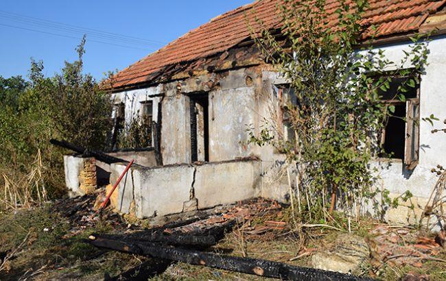 ВНиколаевской области врезультате пожара погибли два человека
