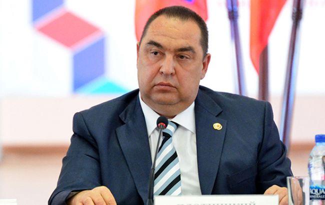 Главарь ЛНР Плотницкий прибыл в Москву