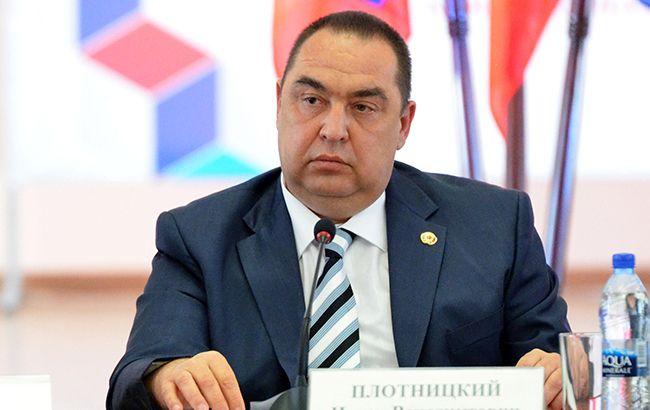 Бывший главарь ЛНР Плотницкий находится на территории России, — СБУ