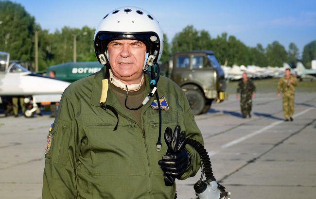 Командующий Воздушных сил: За времена независимости мы не получили ни одного военного самолета
