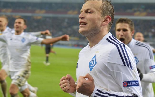 Офіційно: Гусєв подовжив угоду з«Динамо»