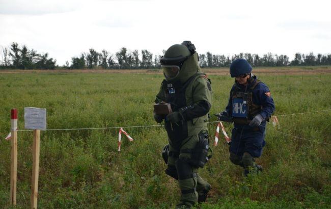 Украина усилит сотрудничество сНАТО поразминированию Донбасса