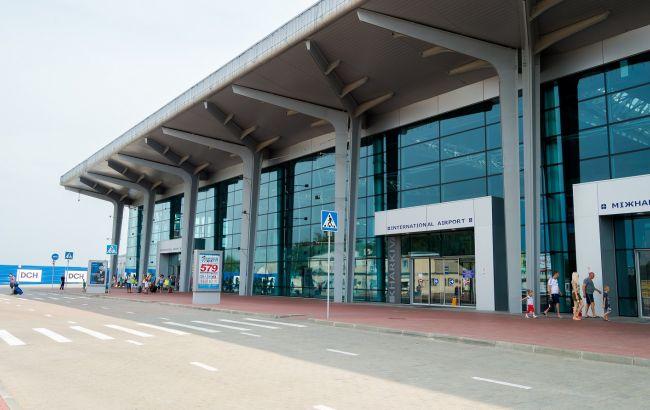 """Фото: аеропорт """"Харків"""""""