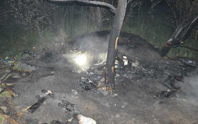 ВДнепре произошел интенсивный пожар, есть жертвы