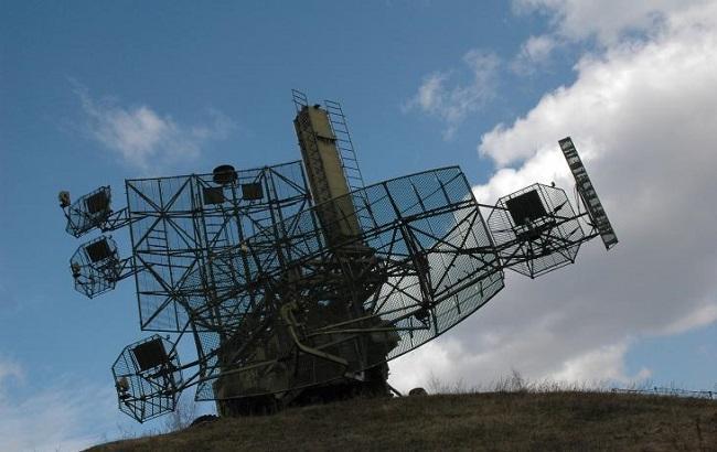 Фото: радіолокаційна станція