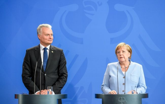 Германия и Литва настаивают на сохранении санкций против России
