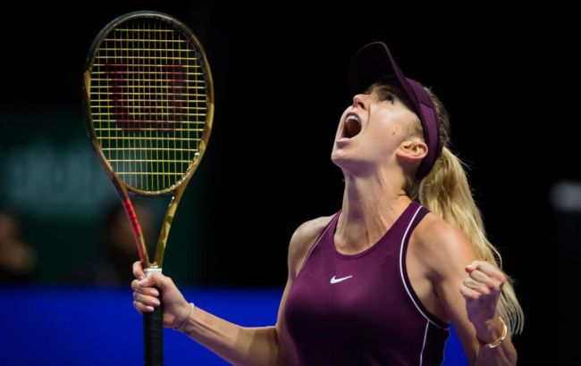 Світоліна стала переможницею підсумкового турніру WTA