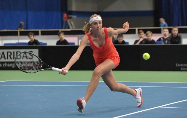 Тенісистка з України розсміялася в обличчя суперниці