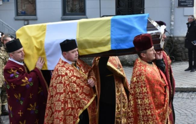 Фото: Перезахоронение (loda.gov.ua)
