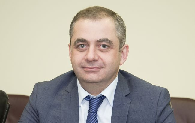 Фото: перший заступник НАБУ Гізо Углава