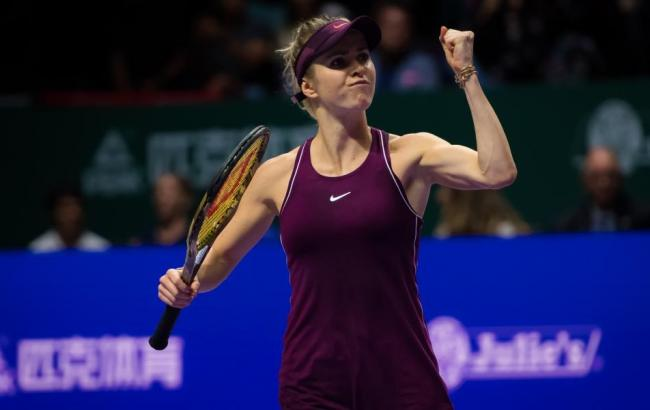 Свитолина завершила сезон на четвертом месте рейтинга WTA