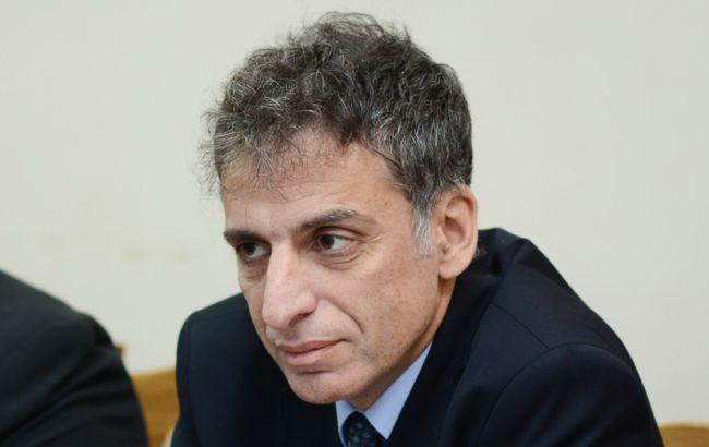 Фото: посол Ізраїлю Еліав Бєлоцерковські