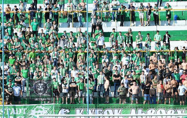 В Ивано-Франковске произошли столкновения между полицией и футбольными болельщиками