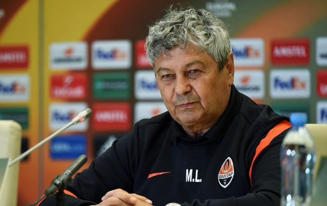 Луческу: говорил сШевченко поповоду спарринга
