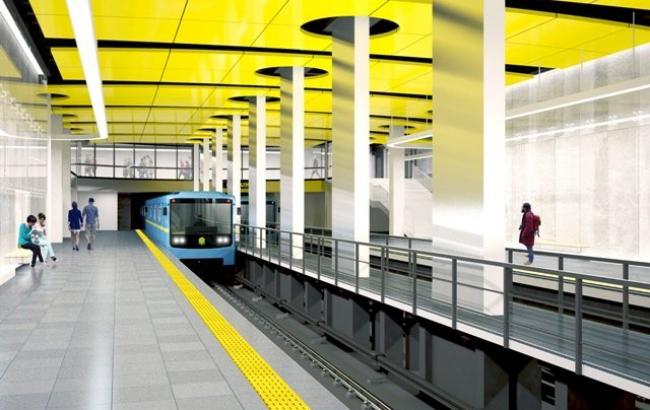 В Киеве подписали договор о строительстве метро на Виноградарь