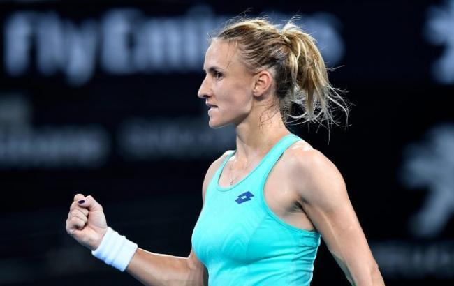Цуренко одержала волевую победу на старте Australian Open