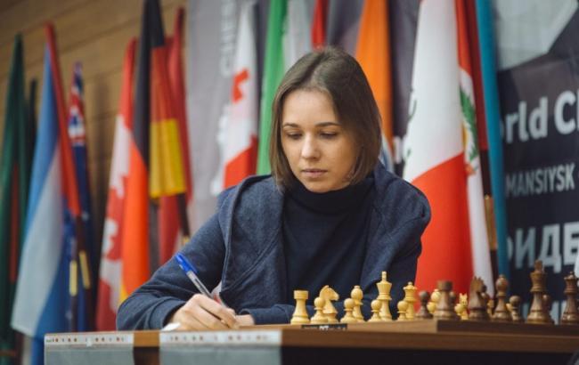 Марія Музичук зіграла внічию у другій партії півфіналу ЧС