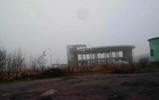 Фото: Донецк (twitter.com/LifeInDonetsk)
