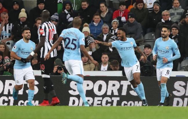 «Манчестер Сити» продлил свою победную серию до 18 игр