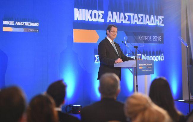 Фото: Нікос Анастасіадес (twitter.com/anastasiadescy)