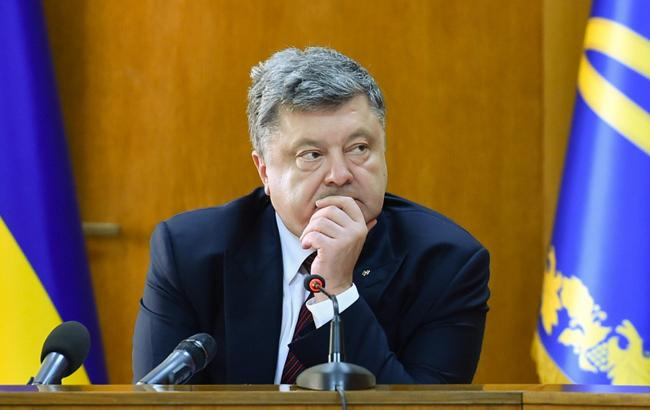 Порошенко: не можна допустити, щоб РФ використала українсько-білоруський кордон