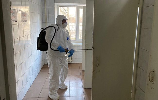 Лікарню в Одеській області закрили на карантин через зростання заражень серед медиків