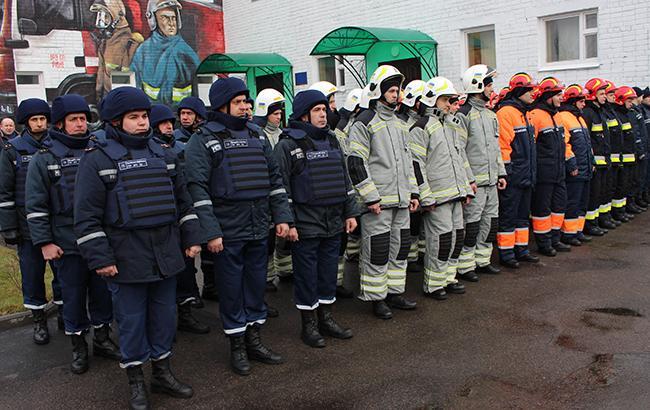 Усі підрозділи МВС України перейшли на посилений режим роботи