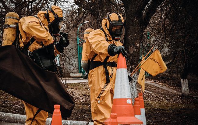 Фото: химическая опасность (dsns.gov.ua)