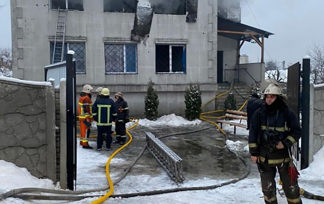Пожар в Харькове: ГБР возбудило дело против сотрудников ГСЧС
