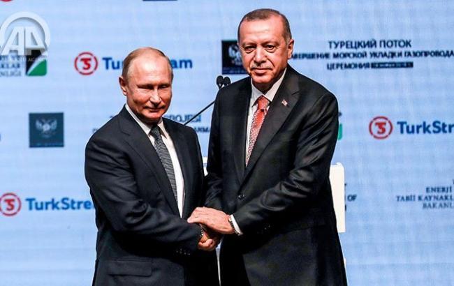 Песков объявил  оперспективах проекта газопровода «Турецкий поток»
