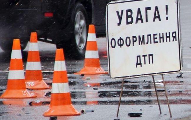 Фото: ДТП в Днепропетровской обл.