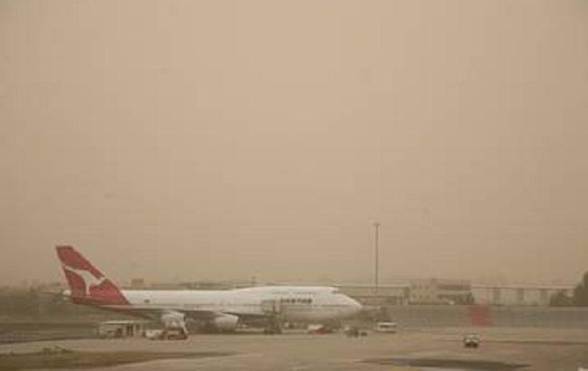 Перший літак зукраїнцями, які «застрягли» накурорті, вилетів з Єгипту