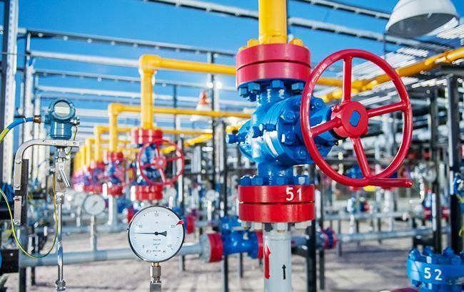 Цена импортного газа за месяц упала еще на 5%