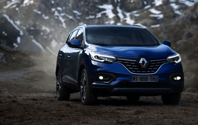 Перезавантаження: Renault змінить назви своїх кросоверів