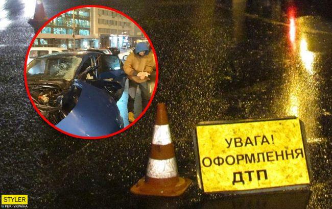 Був під кайфом? Спливли несподівані подробиці ДТП на площі Перемоги