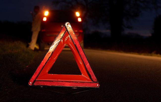 ВКиеве вмасштабном ДТП столкнулись 6 авто: есть пострадавшие