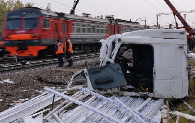 Фото: у січні 2017 року на залізничних шляхах України сталося 6 ДТП