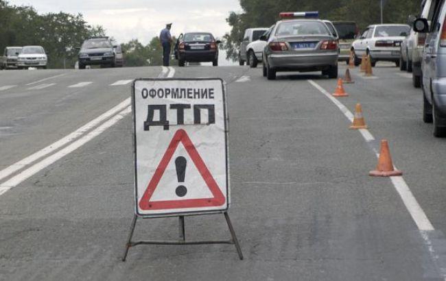 Фото: ДТП в Киеве