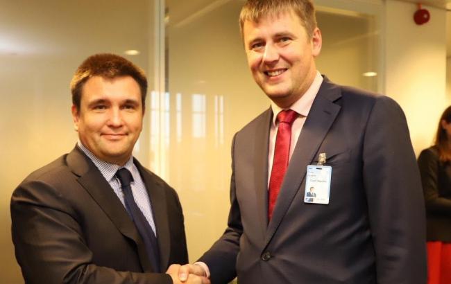 Новий глава МЗС Чехії відвідає Україну у лютому