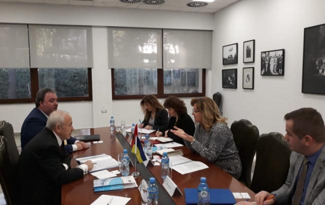 Албания заявила о поддержке Украине на всех международных площадках