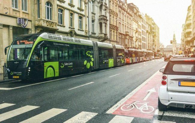 У Люксембурзі громадський транспорт стане повністю безкоштовним