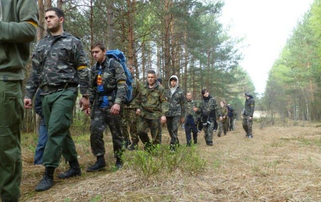 """Фото: """"Вишкіл"""" - цілісна система онлайн-навчання військовим дисциплінам (zz.te.ua)"""